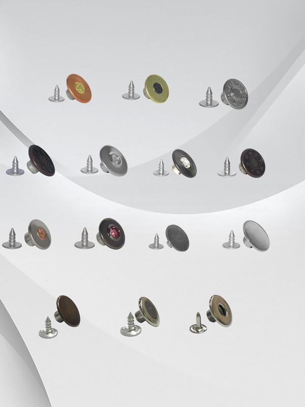 14 mm Kot Düğmeleri