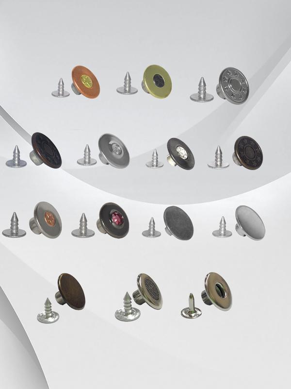 17 mm Kot Düğmeleri