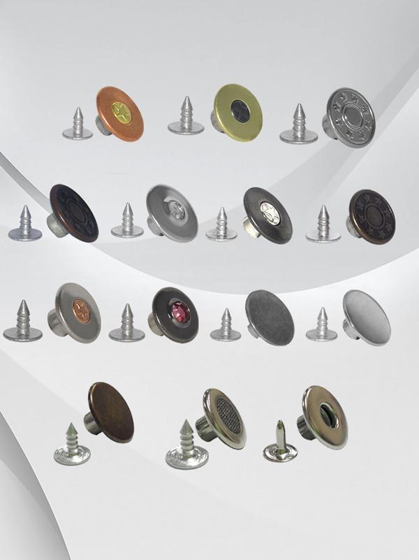 20 mm Kot Düğmeleri